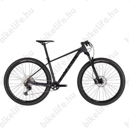 """Kellys Gate 70 Black 29""""-os MTB kerékpár 1x12 fokozatú Shimano DeoreXT, levegős RockShox, Disc, L"""
