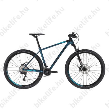 """Kellys Gate 50 Blue 29""""-os MTB kerékpár 2x11 fokozatú Shimano DeoreXT, levegős RockShox, Disc, M"""