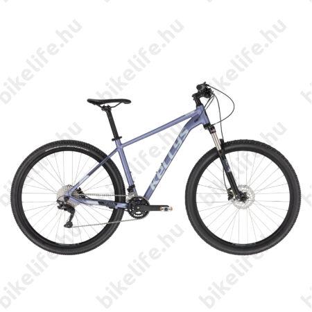 """Kellys Spider 80 Black 29""""-os MTB kerékpár 2x10fokozatú Shimano Deore váltó, DISC, SR XCR teleszkóp, L"""