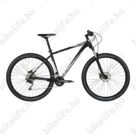 """Kellys Spider 90 2019 29""""-os MTB kerékpár 20fok. Shimano Deore váltó, DISC, SR XCR teleszkóp, XL/23"""""""