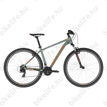 """Kellys Spider 10 Green 29""""-os MTB kerékpár 21 fokozatú TY300, V-fék,  L/21,5"""""""