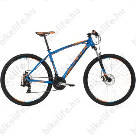 """Rock Machine Manhattan 40 2016 29"""" MTB kerékpár 21 sebességes TX55 váltó, mechanikus tárcsafék, 16,5"""""""