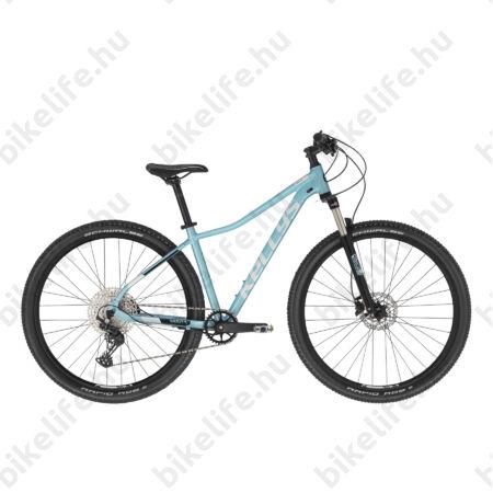 """Kellys Vanity 90 Blue 29""""-os női MTB kerékpár Shimano Deore 1x12 fokozat hidr.tárcsafék, SR. telo. M"""
