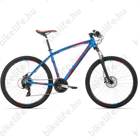 """Rock Machine Manhattan 70 2016 27,5"""" MTB kerékpár 24 seb. TX800 váltó, Shimano hidr. tárcsa, 19"""""""