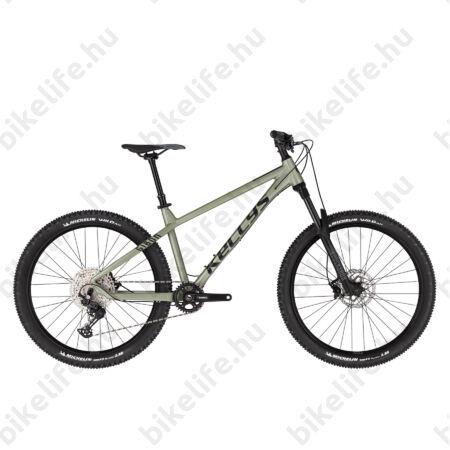 """Kellys Gibon 30 2019 27,5"""" PLUS MTB kerékpár 18fok. Shimano Alivio váltó, SR teleszkóp, S"""