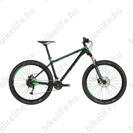 """Kellys Gibon 30 2019 27,5"""" PLUS MTB kerékpár 18fok. Shimano Alivio váltó, SR teleszkóp, M"""