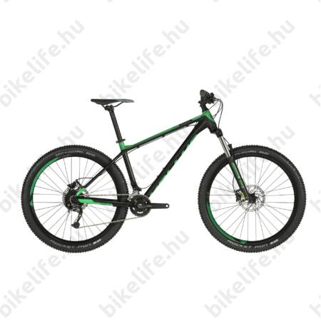 """Kellys Gibon 30 2019 27,5"""" PLUS MTB kerékpár 18fok. Shimano Alivio váltó, SR teleszkóp, L"""