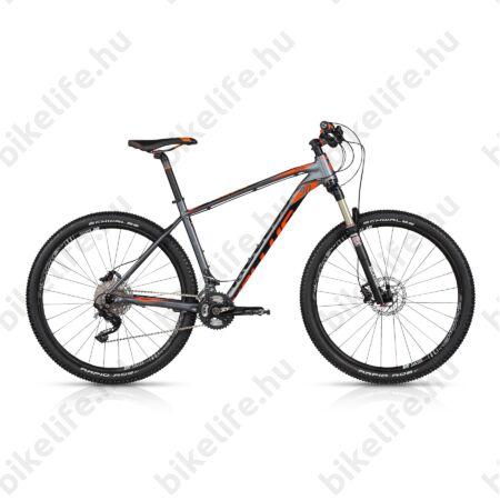 """Kellys Thorx 90 2017 27,5""""-os MTB kerékpár 20seb. Shimano DeoreXT váltó, levegős RockShox, tárcsafék, S"""