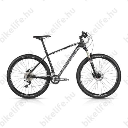 """Kellys Thorx 50 2017 27,5""""-os MTB kerékpár 20seb. Shimano DeoreXT váltó, levegős RockShox, tárcsafék, M"""