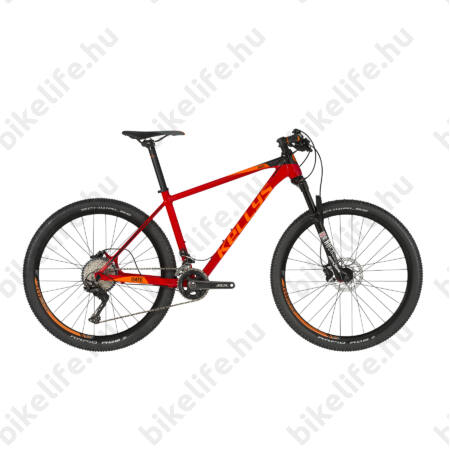 """Kellys Gate 70 2019 27,5""""-os MTB kerékpár 22fokozatú SLX/DeoreXT váltó, hidr. tárcsafék, S/16"""""""
