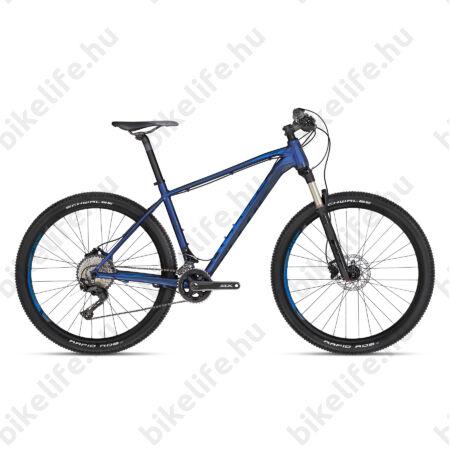 """Kellys Thorx 70 2018 27,5""""-os MTB kerékpár 2x11fok. SLX/XT váltó, levegős RockShox 100mm villa, M"""