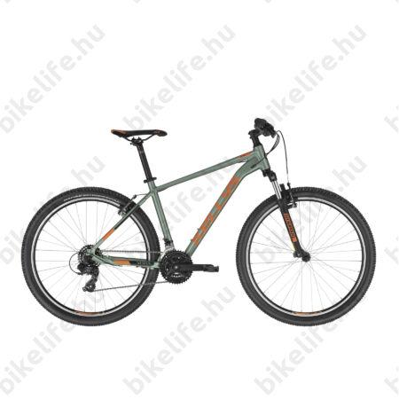 """Kellys Spider 10 Green 27,5"""" MTB kerékpár 21 fokozatú TY700 váltó,V-fék, SR villa, S/17,5"""""""