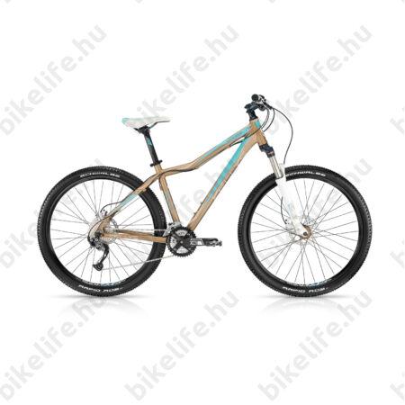 """Kellys Vanity 70 2016 27,5""""-os MTB kerékpár 27 sebességes hidraulikus tárcsafék, 17"""""""