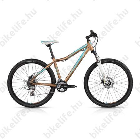 """Kellys Vanity 50 2017 27,5""""-os Női MTB kerékpár 24 seb. Acera váltó, hidr. tárcsafék, 19"""""""
