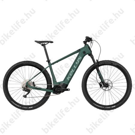 "Kellys Tygon 50 Black Ebike/Pedelec 29""+ MTB Shim. Steps FC-E7000 motor/504Wh 10 fok. Deore váltó, M"