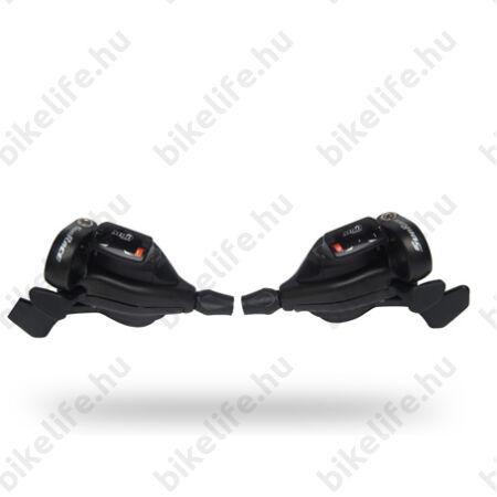 Váltókar Sunrace M90 9-es Jobb+Bal fekete