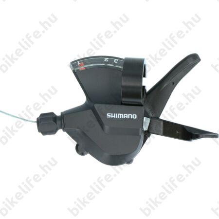 Shimano SL-M315 Altus váltókar 2/3-as bal Rapidfire rendszerű