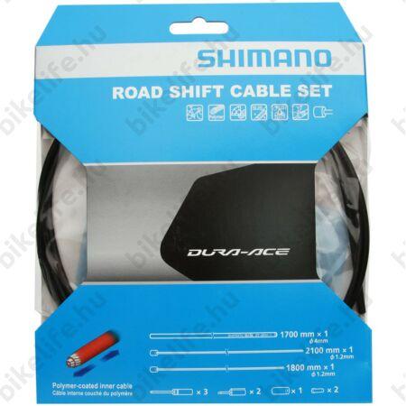 Váltóalkatrész bowden készlet Shimano Dura-Ace ST-9000, külső/belső