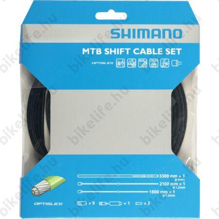 Shimano Optislick MTB váltóbowden készlet
