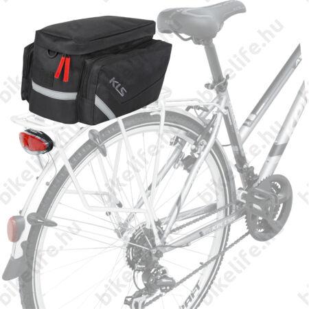 945d848fb1d8 Kellys Space 12 csomagtartó táska 12 L kapacitás, fekete - Csomagtartóra