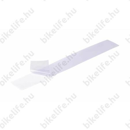 BBB BBP-60 TubeSkin vázvédő matrica alsócsőre 500x70mm, öntapadós, átlátszó, extra vastag