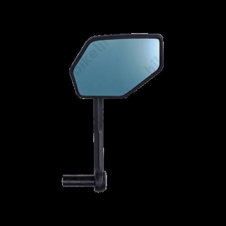 BBB E-view kerékpáros visszapillantó tükör BBM-01, kormányvégbe rögzíthető, jobbos