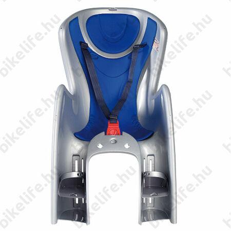 Gyerekülés csomagtartóra OkBaby Body Guard ezüst-kék