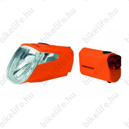 KTM lámpaszett LS360/720 I-G0 LED, 15LUX, 850m-ről látható, USB-vel tölthető, StVZO technológiás