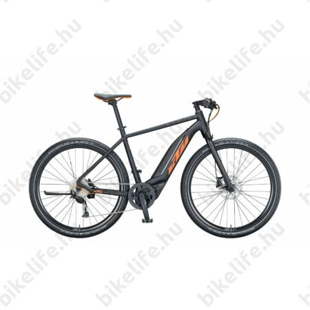 KTM Macina Sprint elektromos kerékpár Bosch Performance Line CX meghajtás, Shimano Alivio 9 fokozatú váltó, férfi vázméret: 51cm