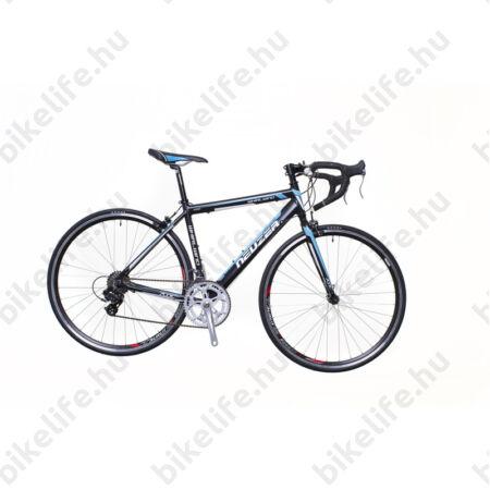 Neuzer Whirlwind 50 országúti kerékpár Shimano A070/Tourney, 50cm, fekete/fehér-kék