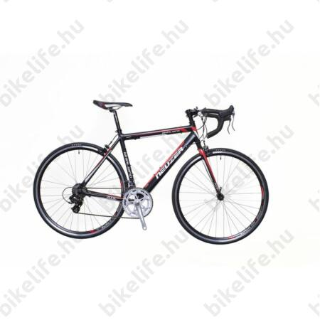 Neuzer Whirlwind 50 országúti kerékpár Shimano A070/Tourney, 50cm, fekete/fehér-piros